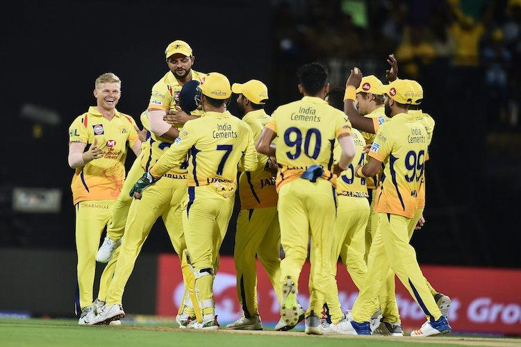 IPL: Sam Billings helps Chennai Super Kings beat Kolkata Knight Riders