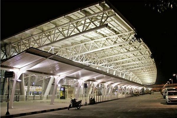 Falling glass panels at Chennai airport Govt to form special group to improve facilities