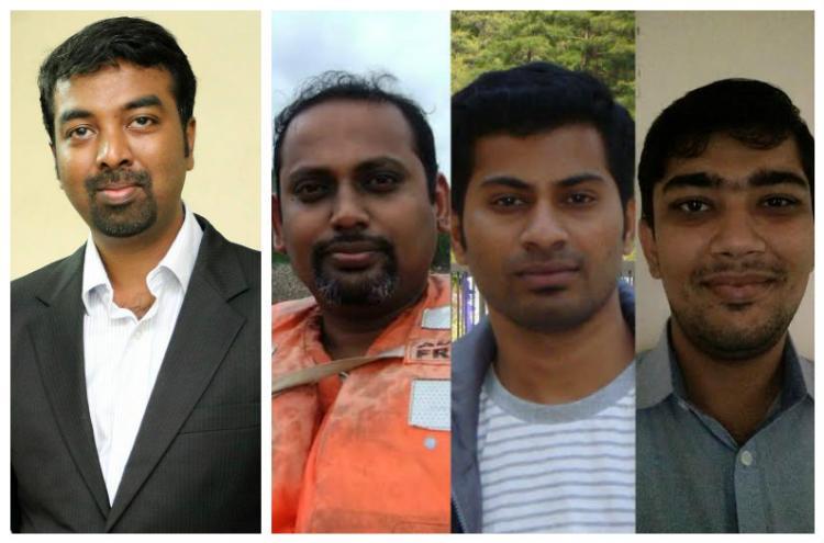 TN Weatherman Chennai Rains Bloggers help Chennaites stay safe on rainy days