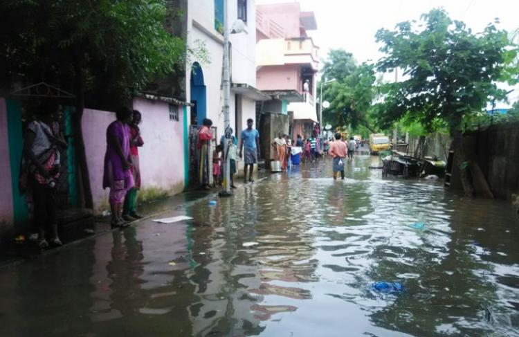 How many lives have been lost in Tamil Nadu floods