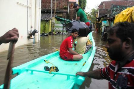Unregulated urbanization behind the crisis in Chennai CSE