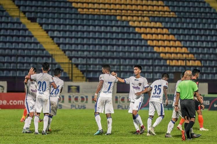 Chennaiyin FC conclude pre-season training in Malaysia