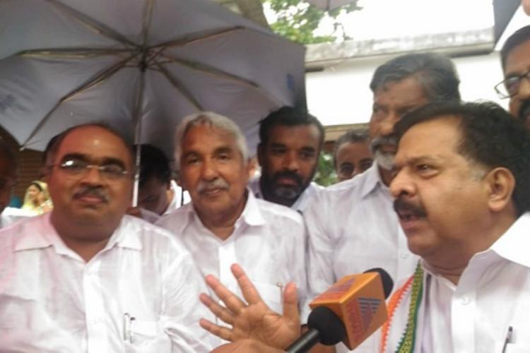 Wracked by infighting Congress mulls new KPCC chief after Chengannur poll debacle