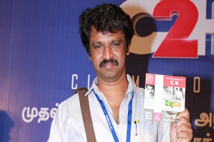 Arrest warrant against director Cheran in a cheque bounce case