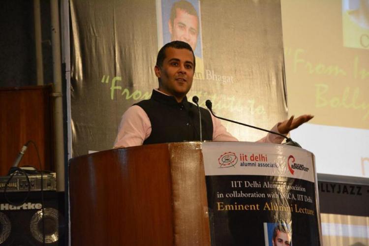 Delhis odd-even scheme not unfair to men Twitterati tell Chetan Bhagat