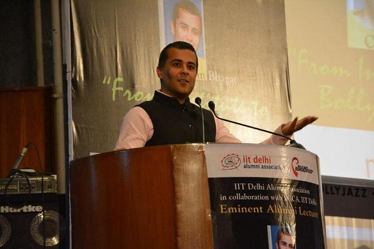 Chetan Bhagat announced a new electric car project and Twitter trolled him mercilessly