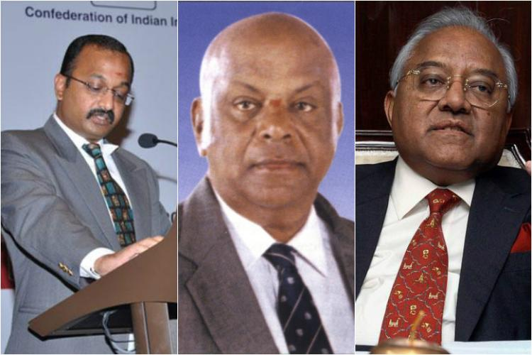 Chettinad family feud blows up again Faceoff between MAMR Muthiah and AC Muthiah