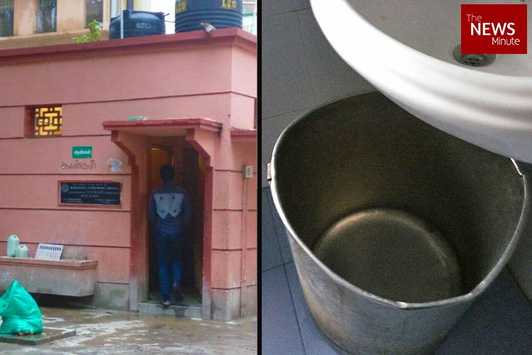 Compassion dries up No water for patients in this Chennai hospital for children