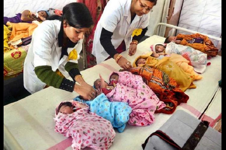 Indian children healthier than ever but other nations doing better