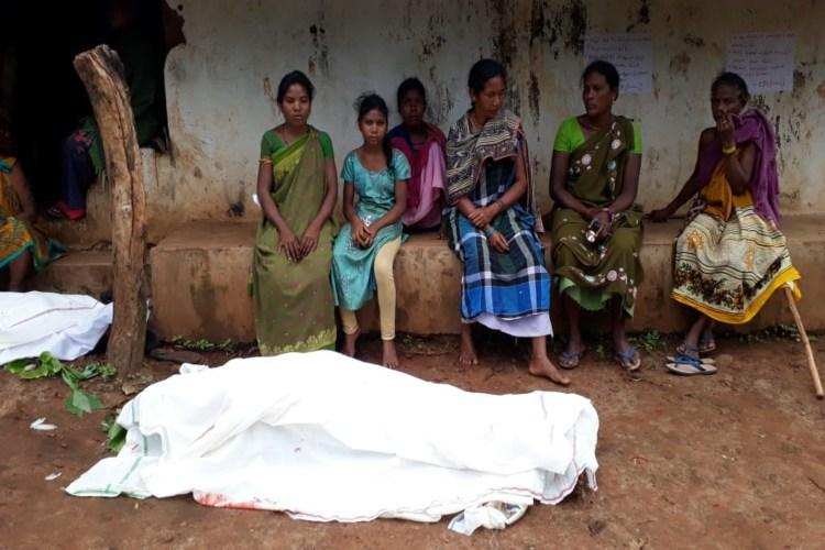 2 tribals lynched to death in Visakhapatnam by members of CPI Maoist