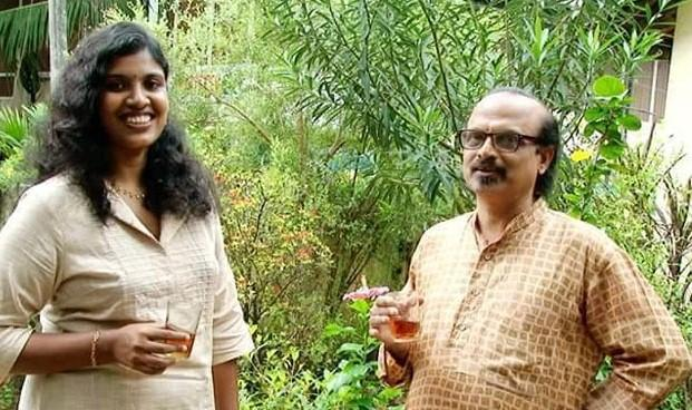 Its just a glass of black tea Chintha Jerome hits back on FB posts on her drinking