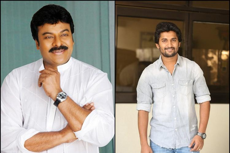 Chiranjeevis fans unhappy over Nanis film title