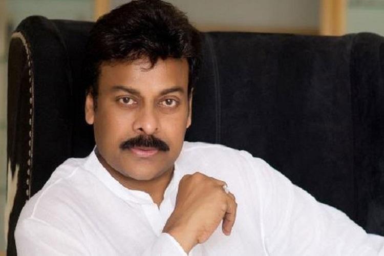 Chiranjeevi does voice over for Manchu Manojs Gunturodu