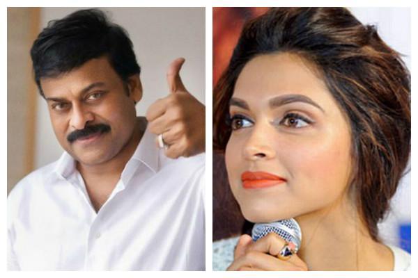 Deepika Padukone might team up with Chiranjeevi in Kathilantodu