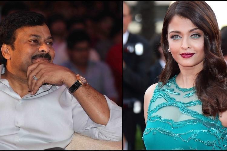 Will Aishwarya Rai come on board Chiranjeevis next project