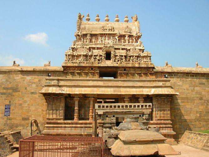 Madras HC stops renovation of Tamil Nadu heritage temples activists say work is shoddy