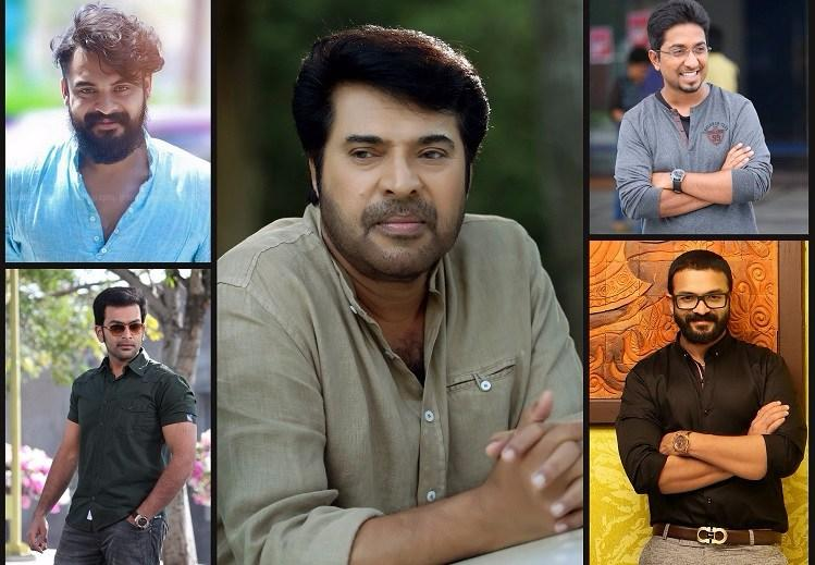 Mammootty Prithviraj Jayasurya to compete at Christmas Upcoming releases in December