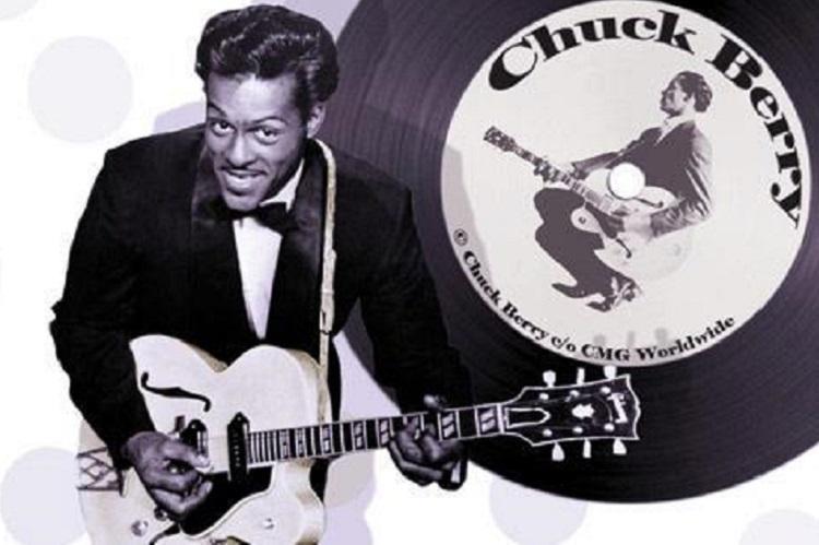 Rock n roll legend Chuck Berry dies at 90