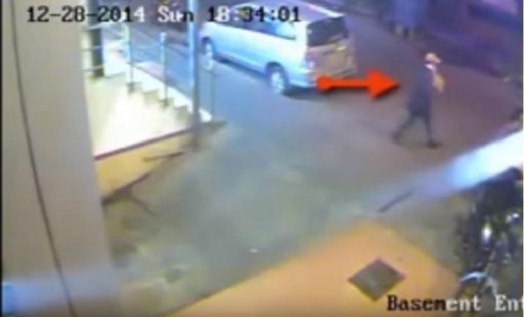 Video Intel agency releases footage showing 2014 Church Street blast suspect