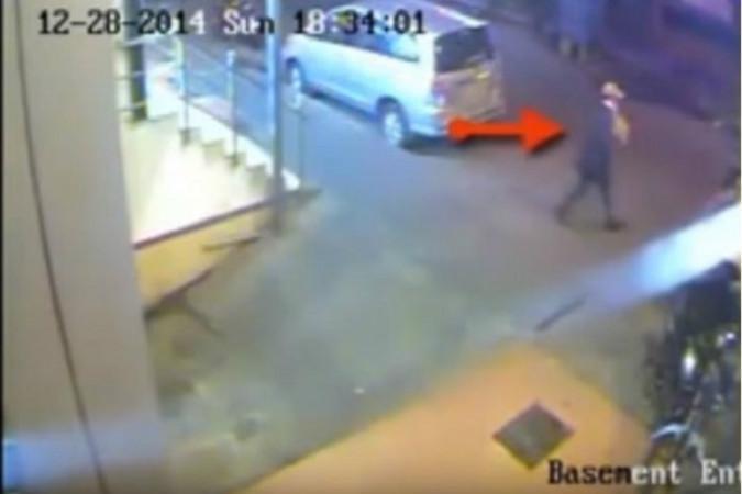 Prime accused in Bengaluru Church Street case identifies himself on CCTV footage