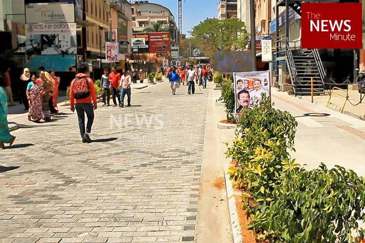 Why a quick-fix wont solve issue of loose cobblestones on Bengalurus Church Street