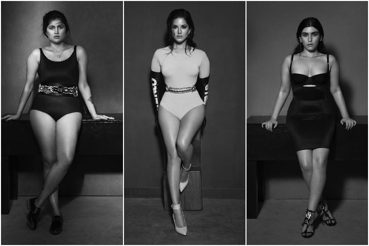Women celebrating their curves totally slay it in Cosmopolitan Indias latest issue