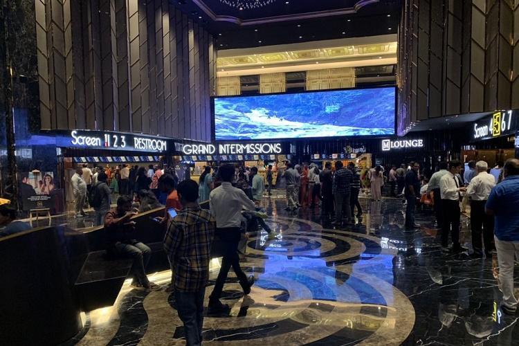 Asian Group and Mahesh Babu's 7-screen superplex 'AMB Cinemas' opens
