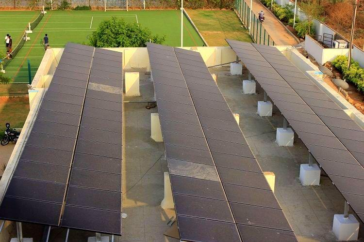 This Bengaluru school has gone totally solar and is also lighting up neighbouring villages
