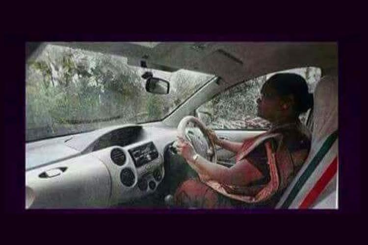 Why a photo of Kerala Adivasi leader CK Janu driving a car created a needless controversy