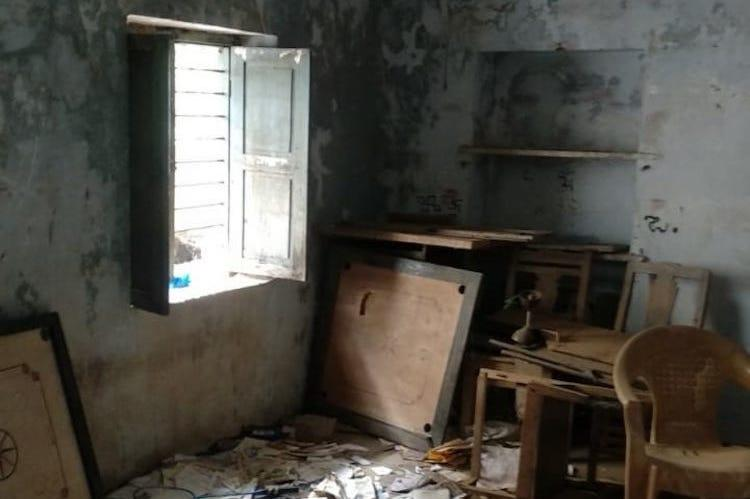 Shunned by local administration a Telangana school needs funds to set up a library