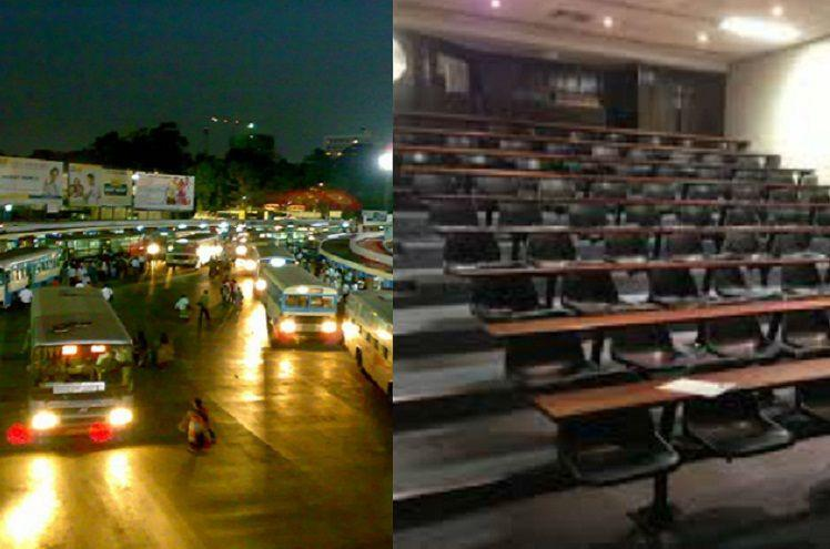 College students beat Bengaluru bus strike by attending class on Twitter