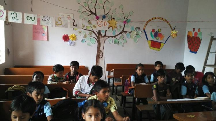 How a Bengaluru citizen group is helping migrant labourers send their kids to school