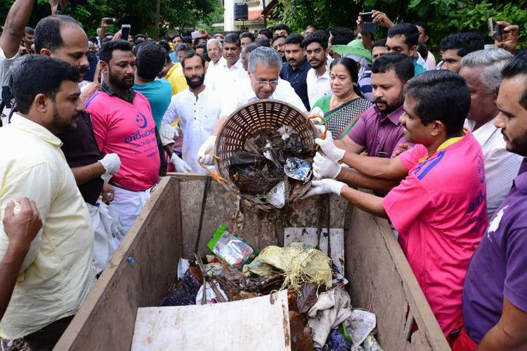 Clean Kerala campaign State govt finally wakes up to over 100 fever deaths in 2017