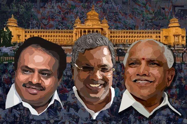 Karnataka 2018 A region-wise breakdown of how each party fared