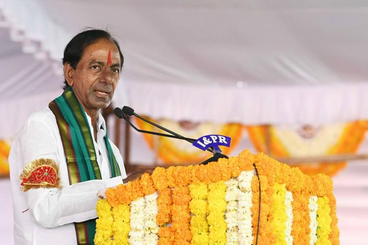 Telangana stands with Kerala KCR announces Rs 25 crore aid for flood-hit state