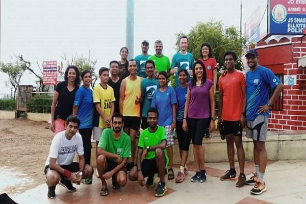 Cleaning up the Marina This Chennai club shows you the way
