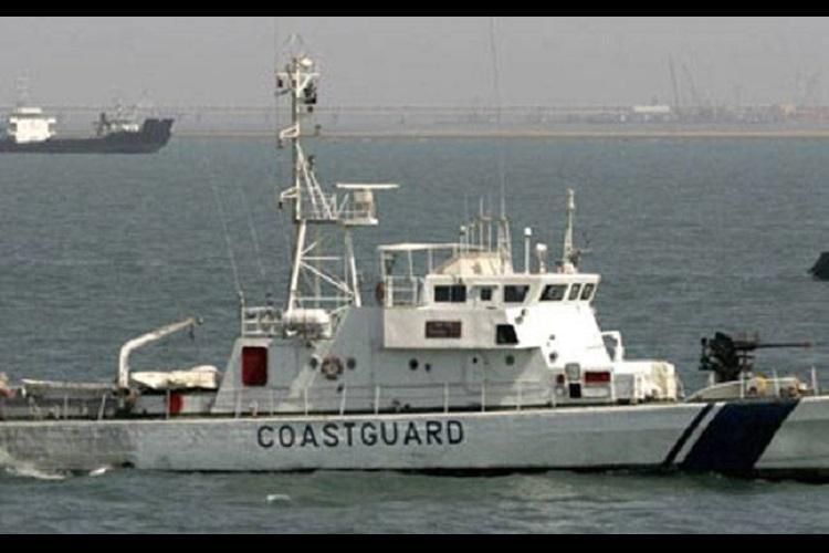 Nine aboard Pakistani boat taken into custody by Indian Coast Guard near Gujarat