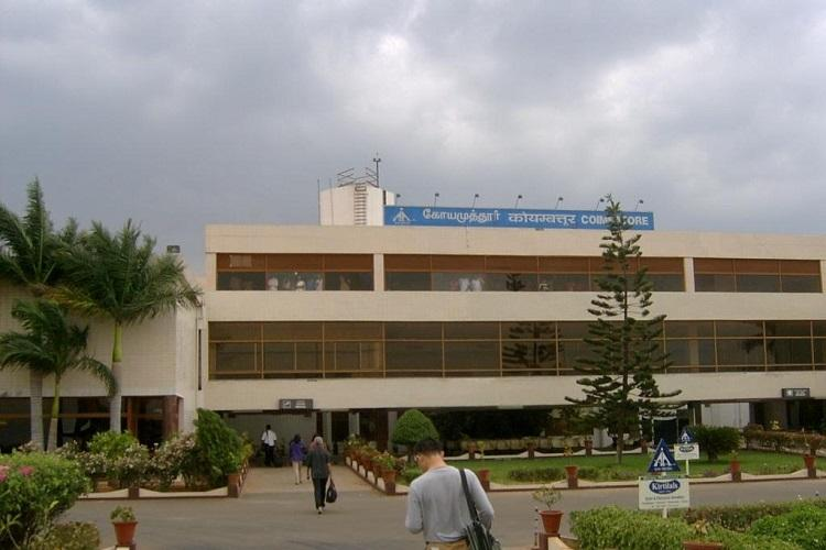 Coimbatore airport receives bomb scare police investigations on