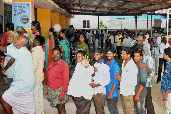 Polling officer 2 voters die of heart attack in Tamil Nadu