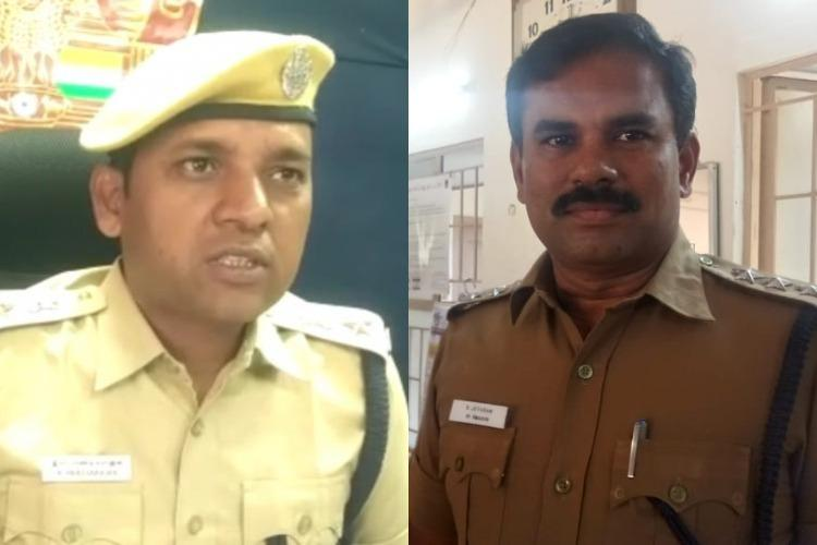 Weeks after botching Pollachi sexual assault case Coimbatore SP and DySP transferred