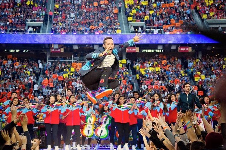 Heres a chance for you to win Coldplay tickets for free well almost