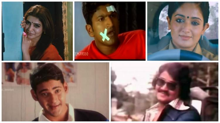 In pictures: 22 south Indian film actors in their debut movie vs