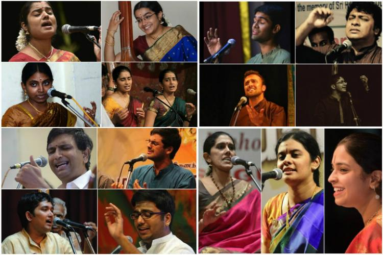 Gen-Next Carnatic stars Here are the vocalists you should watch out for