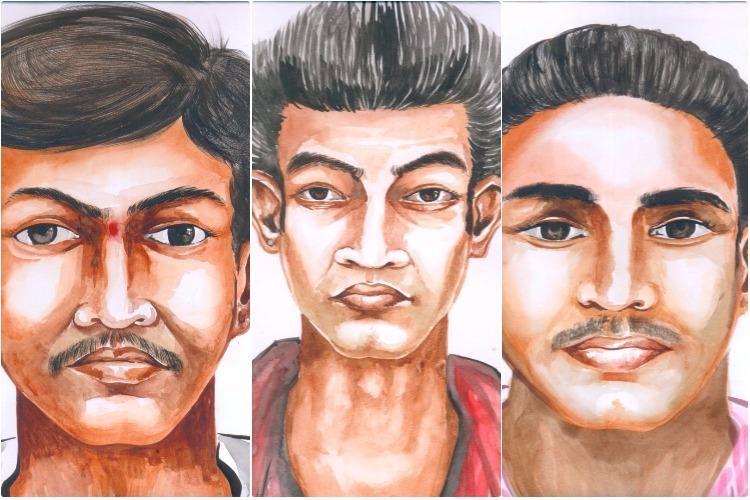 Portraits of 2 suspects in Gauri Lankesh murder released SIT asks public to help