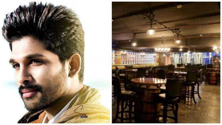Whats cooking in Tollywood Six actors who own restaurants