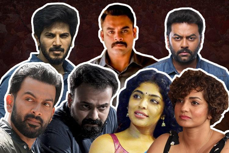 Many prominent voices from Malayalam film industry support anti-CAA protests
