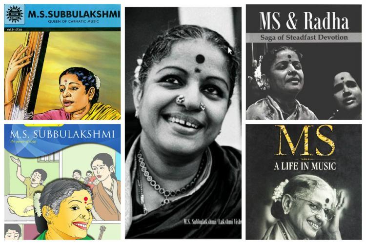 A bibliophiles guide to MS Subbulakshmi