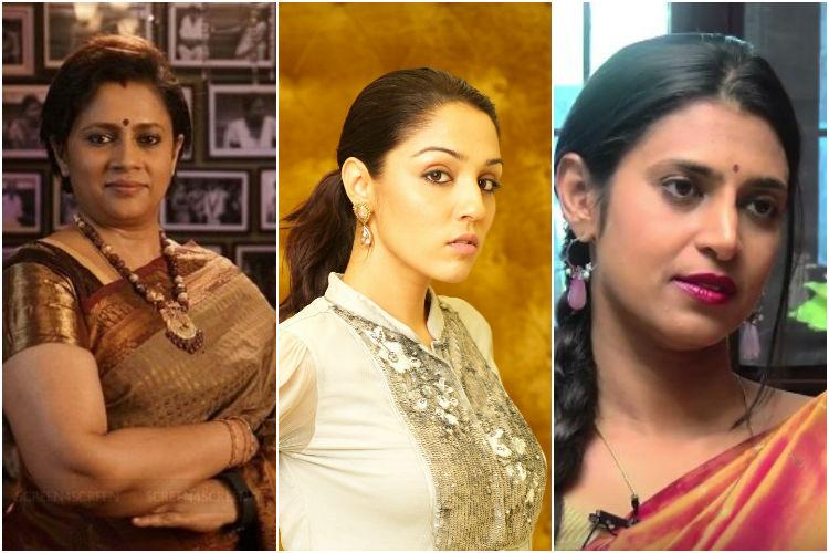 Winds of change in Kollywood More women actors speak up about misogyny in the industry