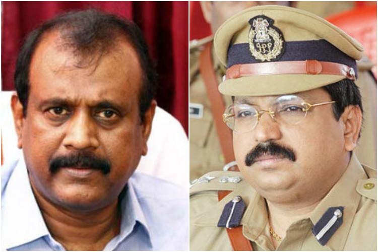 Cop vs cop in Kerala ADGP hits out at ex DGP Senkumar for calling him butcher