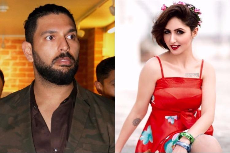 Yuvraj Singh booked in domestic violence case filed by sister-in-law Akanksha Sharma